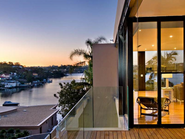 Australia: Unparalleled Waterside Apartment in 6 & 7/47A Tara Street, Sydney, New South Wales