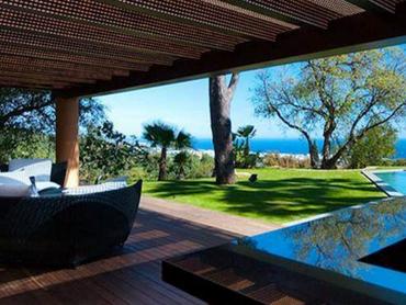 Spain: Unique Contemporary Villa