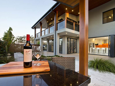 Australia: Elevated Residence Located in 15 Dockside Avenue, Sydney, New South Wales