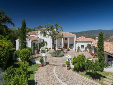 Spain: Delightful Andalusian-styled Villa in Benahavis, Costa Del Sol