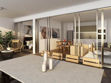 Australia: Sophisticated Boutique-Block Apartments Located in Wyndham Street, Sydney, New South Wale