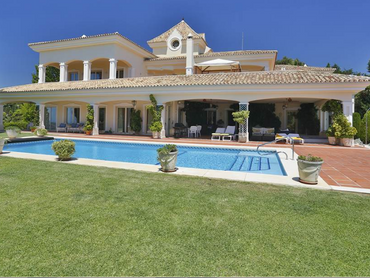 Spain: Elegant Colonial-Styled Mansion Situated in Scenic Benahavis, Costa Del Sol