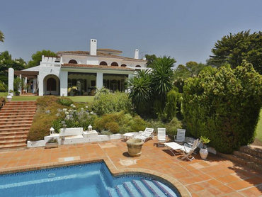 Spain: Beautiful Villa in Sotogrande Alto, Cadiz, Andalucia