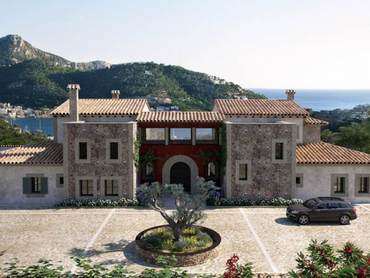 Spain: In the Hilltops of Port Andratx, Mallorca