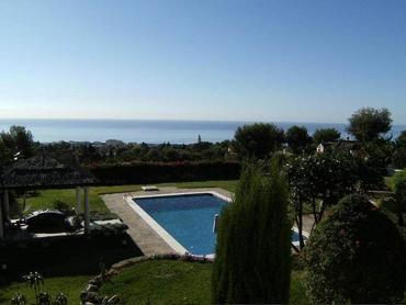 Spain: Beautiful Villa with Breathtaking Views to the Sea in Marbella, Costa del Sol