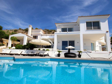 Spain: Magnificent Villa with Breathtaking Views of Port Andratx, Mallorca