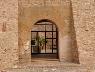 Spain: Recently Renovated Fortress Dating Back from the 14th Century in Llucmajor, Mallorca