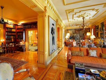Spain: Extravagant Apartment in Velazquez, Madrid