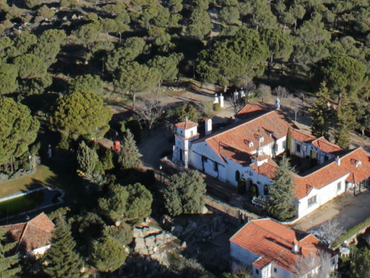 Spain: Beautiful Historical Estate near Madrid