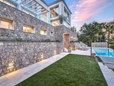 Spain: Exquisite High-End Villa in Port Andratx, Mallorca