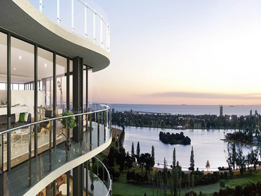 Australia: Brand New Luxury Penthouse Apartment in 1701/35 Albert Road, Melbourne, Victoria