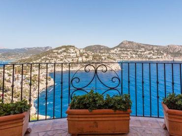 Spain: Elegant Villa in Port de Andratx with Panoramic Sea Views, Mallorca