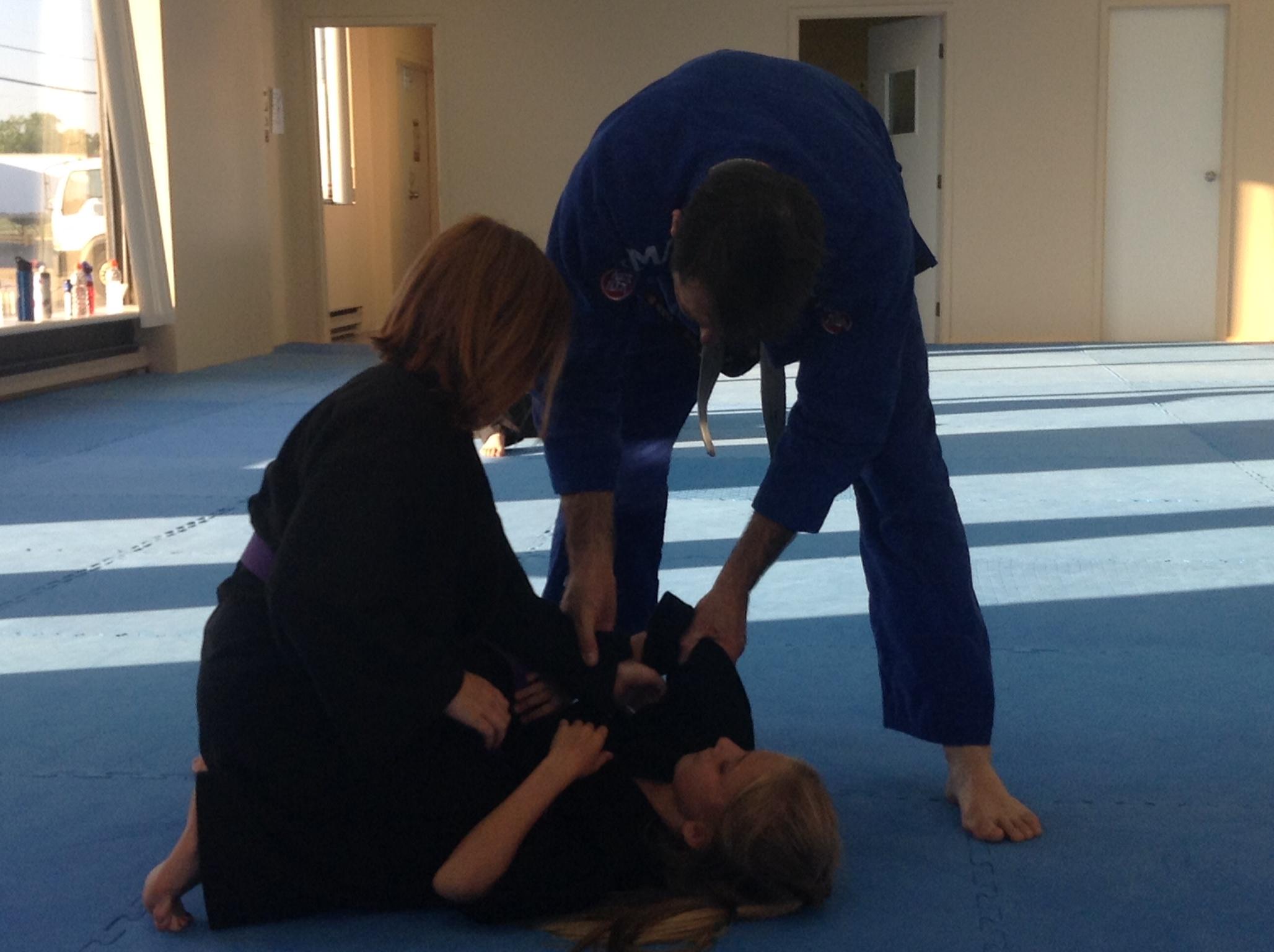 Jiu-Jitsu Jeunes - 27 juin 2014
