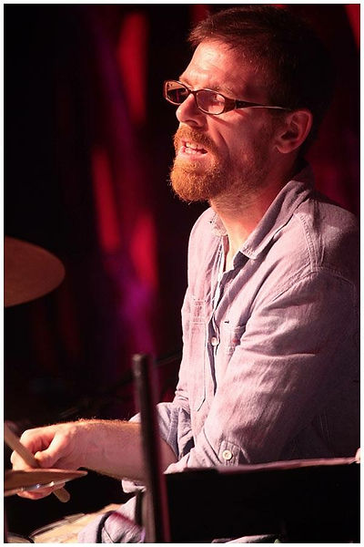 Mark O'Connor drums Khamira