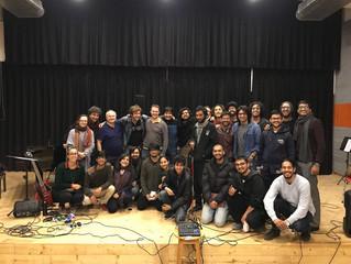 India tour Day 1