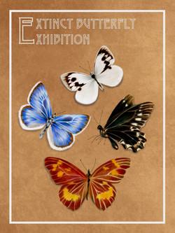 Extinct Butterfly