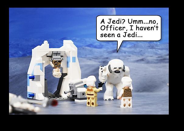 Bakku Backgrounds Toy Scenery | Hoth