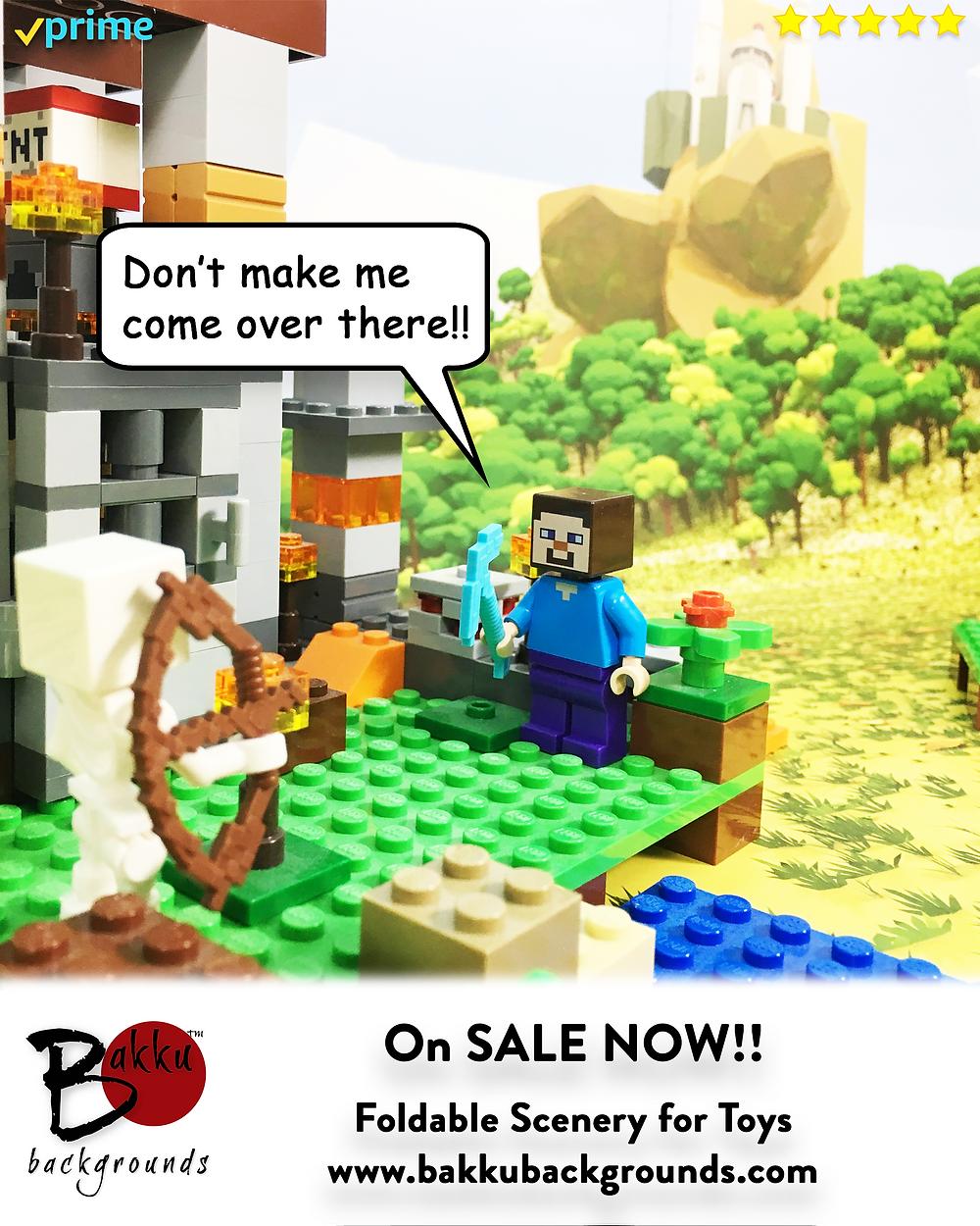 Minecraft Steeve