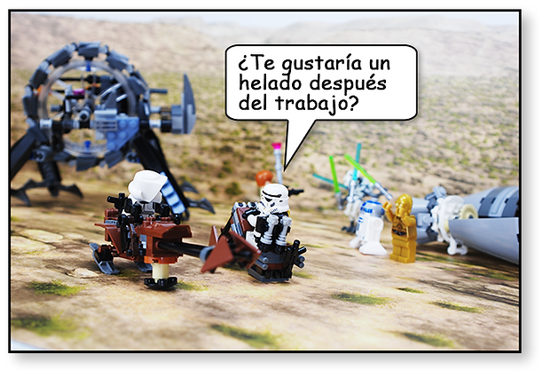 Bakku Backgrounds Toy Scenery   Desert Troopers