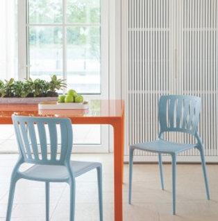 Cadeira Sofia Azul Tramontina