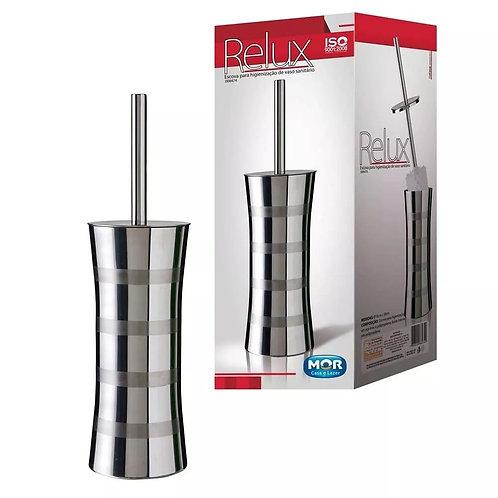 Escova Vaso Sanitário Relux 008474 Mor