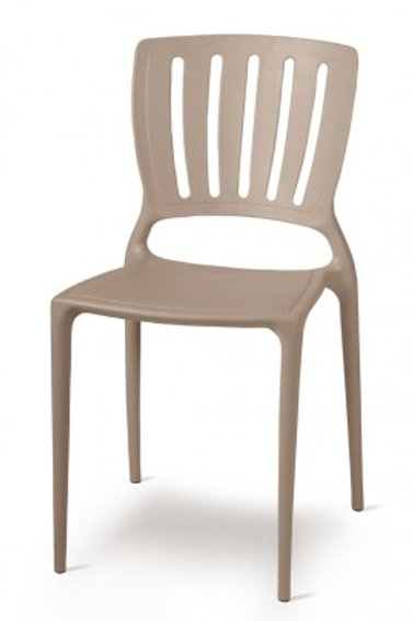 Cadeira Sofia Camurça Tramontina