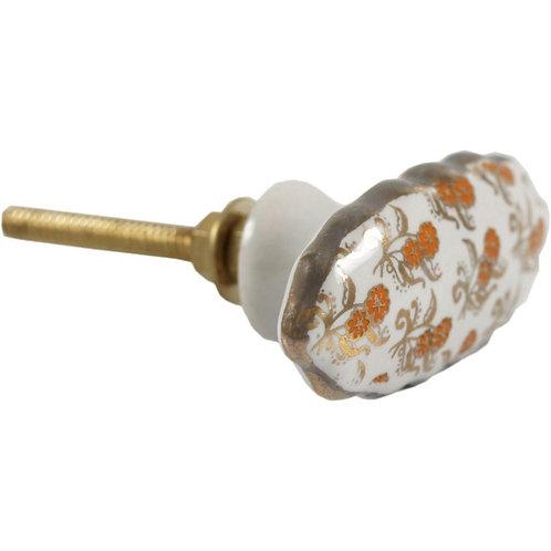 Puxador Porta Cerâmica 3067