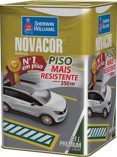 Novacor Piso Liso Branco 18L Sherwin Williams