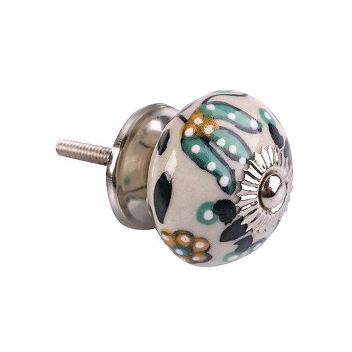 Puxador Porta Cerâmica 3077