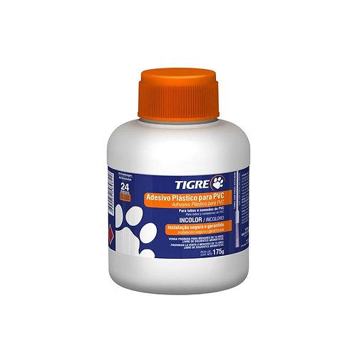 Adesivo PVC 175G C/ Pincel Tigre