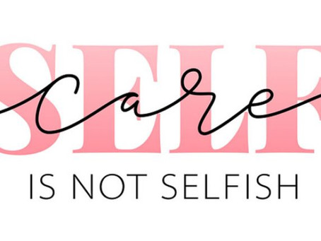 Self-care: Is it necessary?