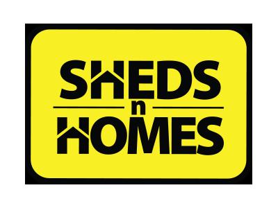 Sheds n Homes logo.png