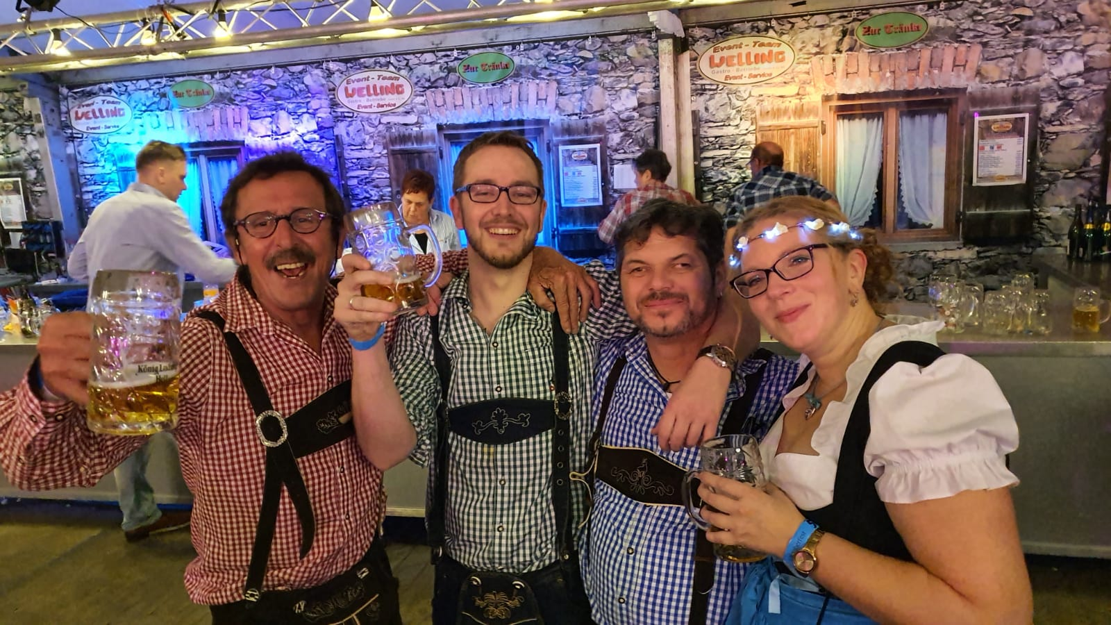 Oktoberfest in Meckinghoven