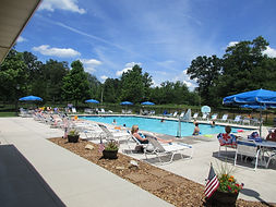 Dorchester Pool at Fairfield Glade