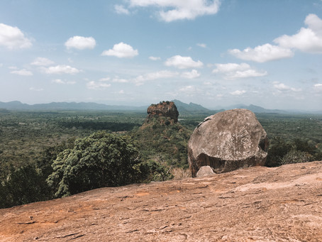 Sri Lanka: Pidurangala Rock or Lion Rock