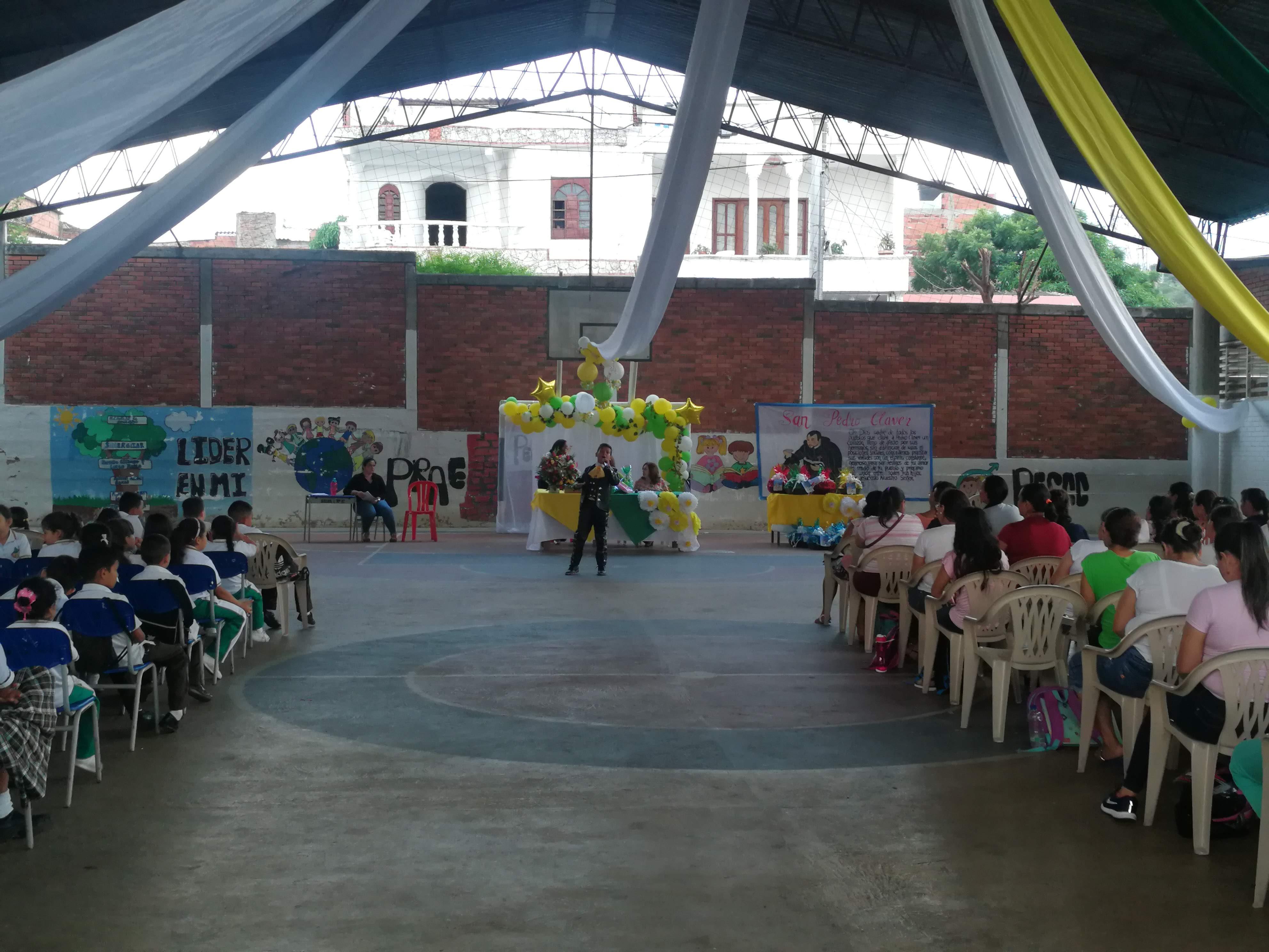 Sede San Pedro Claver
