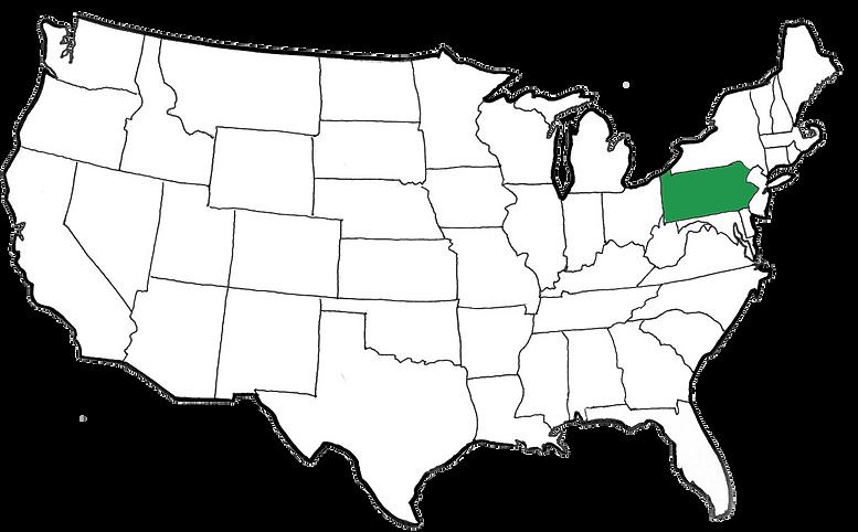 USMAP - PNG - Pennsylvania.png