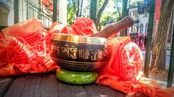 Tibetain Singing Bowl