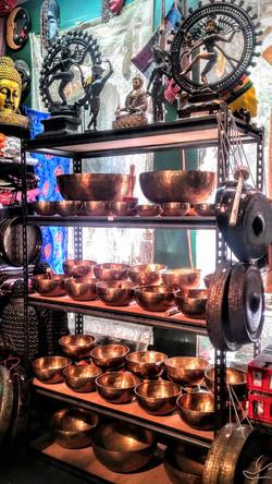 Tibetain Singing Bowls