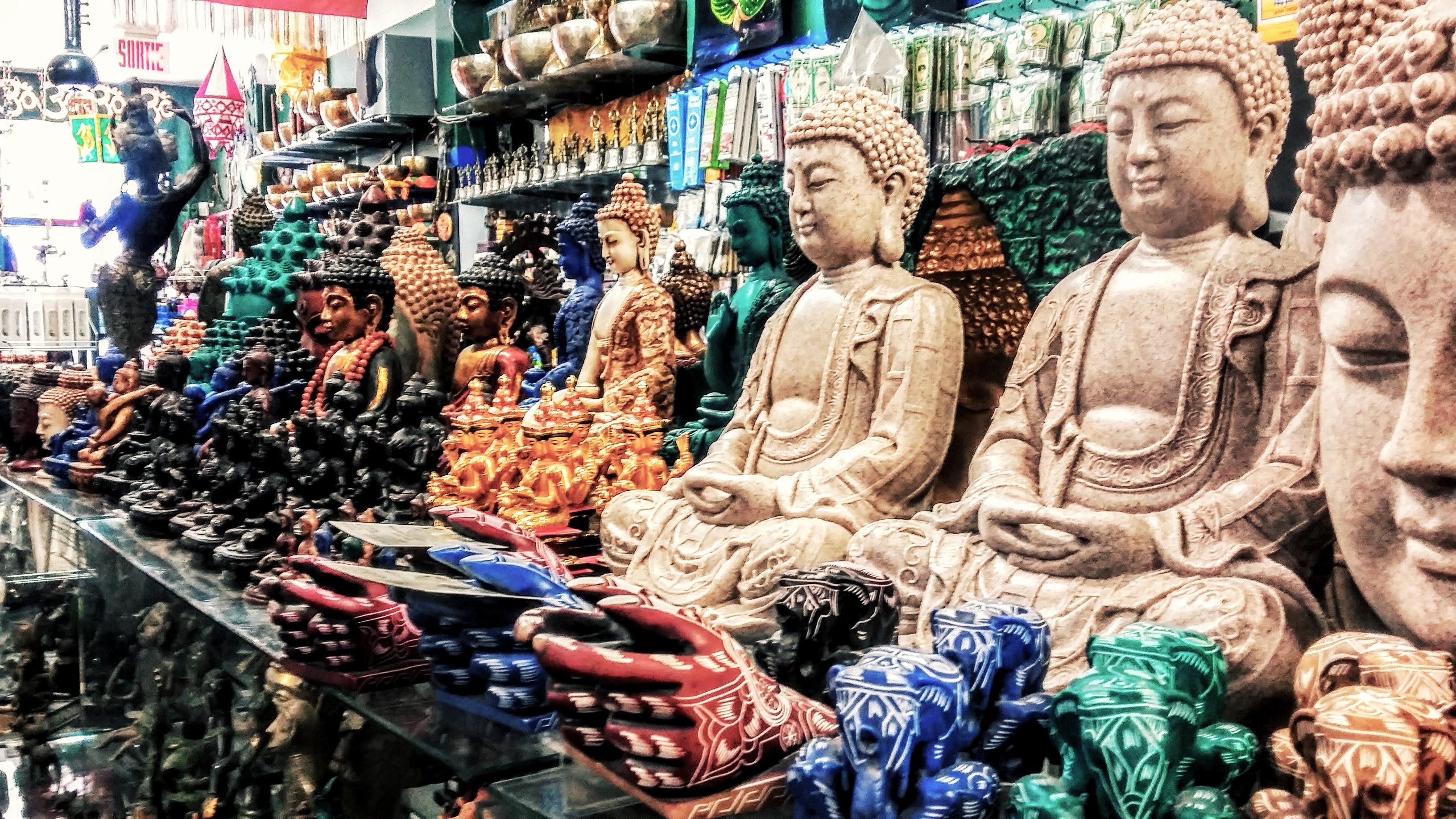 Buddha Montreal