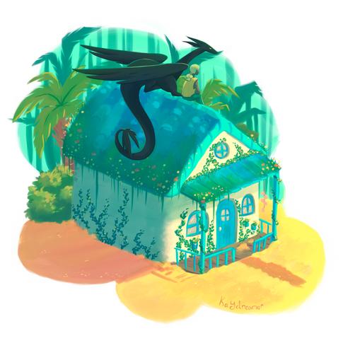 Lancelin's Home