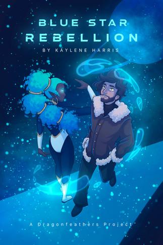 Blue Star Rebellion Cover