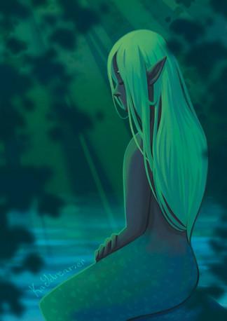 Willow Mermaid