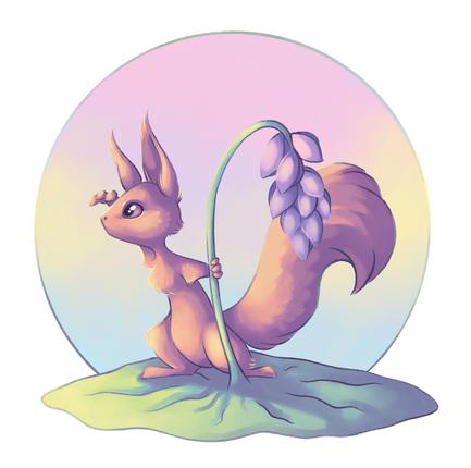 The Intrepid Squirrel