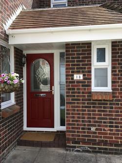 Player SWF Front Door