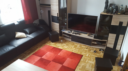 Unser Fernsehzimmer