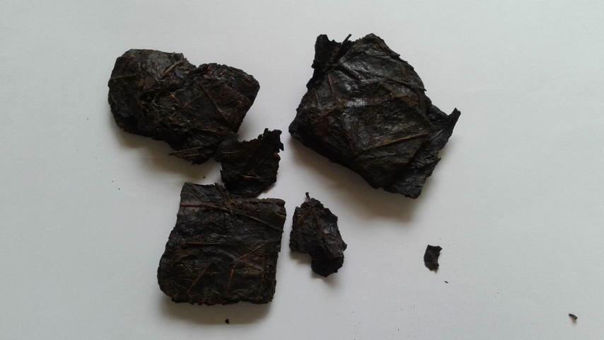 碁石茶(茶葉)