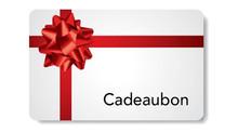 NIEUW: CADEAUBON!