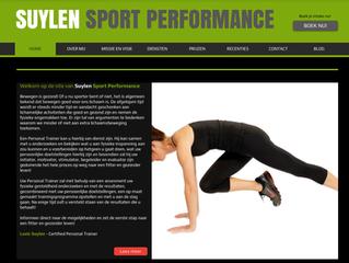NIEUW: website SUYLEN SPORT PERFORMANCE