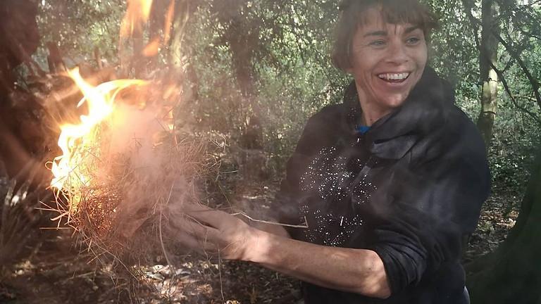 Fire lighting - primitive and modern skills